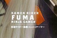 Kamen Rider Fuma Spelling