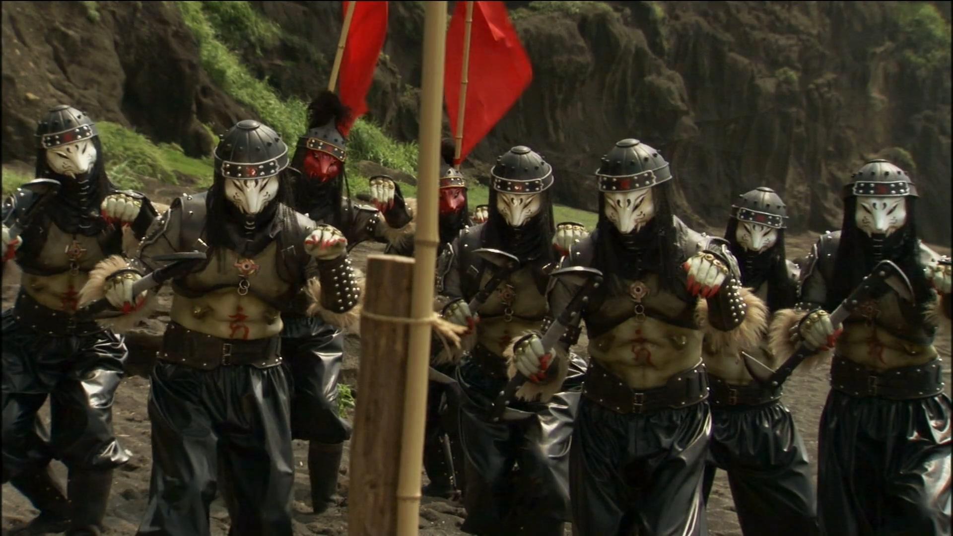 Spoiler images for Kamen Rider Amazons Season 2 Episode 10 Way To Nowhere!