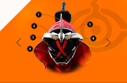 Persona Sword Master Toucon 1