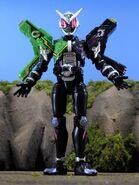 SODO Zi-O Double Armor
