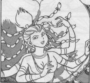 Shiva (Black manga)