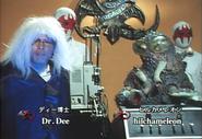 Dr Dee spelling