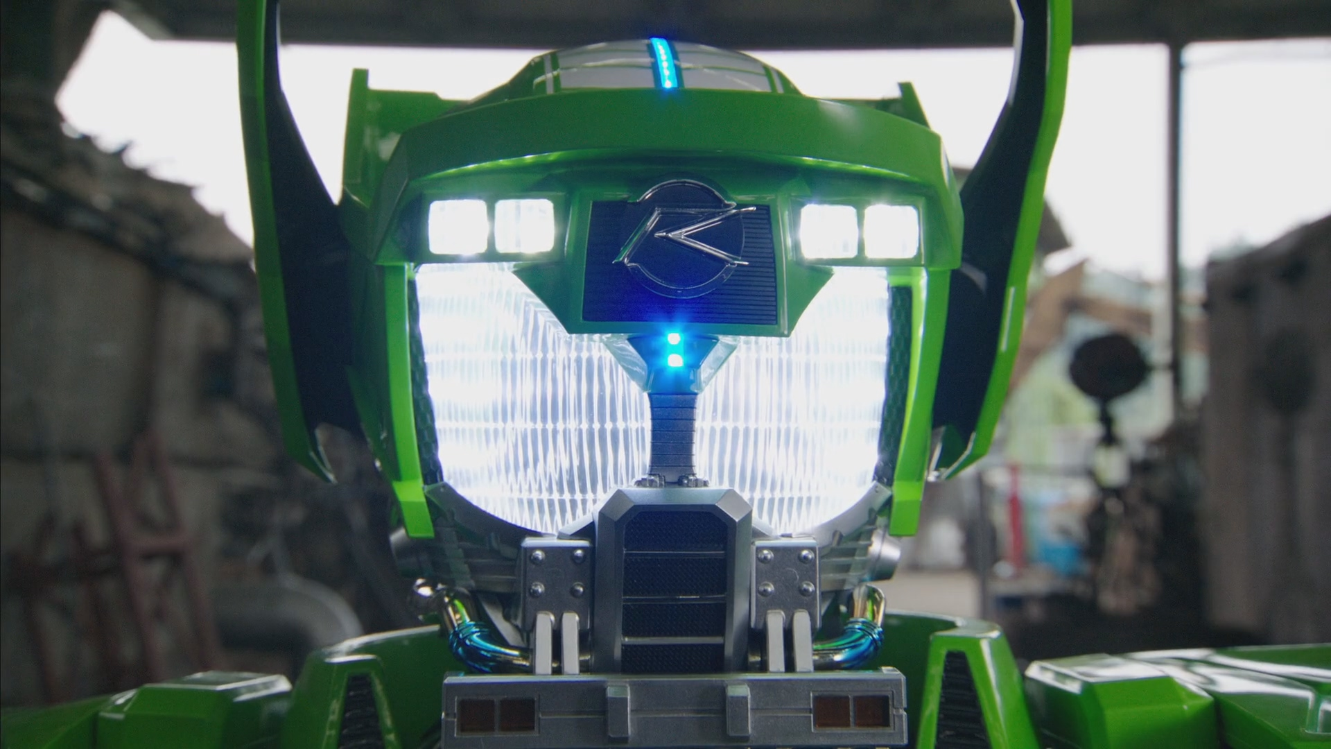 How Can I Get Used to the Cool Body? | Kamen Rider Wiki