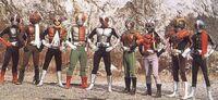 Nine Riders