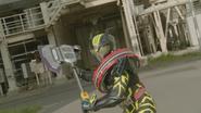 Type Special Shingo Ax