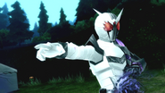 Kamen Rider Double FangJoker Intro in Battride War Genesis