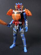 MechaDuke Orange Arms
