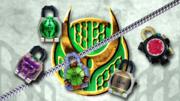 Current Zangetsu Shin lockseed