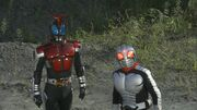 Kabuto and Super-1 (The Last Story)
