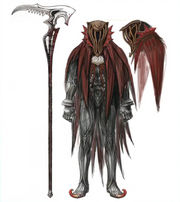 Roidmude Reaper (093) Early Design