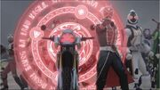 Machine Winger summon