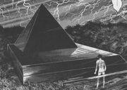 Black Pyramids (black)