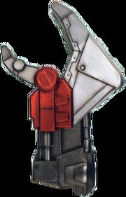 CLAWS-Shovel Arm