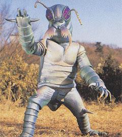 Tiger Beetle Beastman