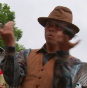 Billy the Kid (Human Form)