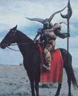 RX Gynagiskhan The Knight of Wind