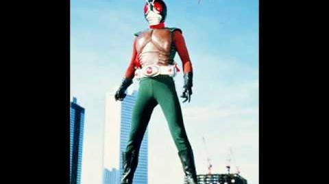 Kamen Rider ( Skyrider ) Full Opening 1 & 2