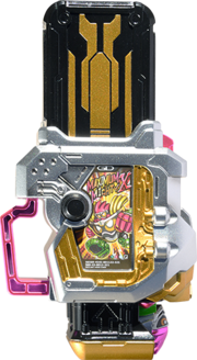 KREA-Maximum Mighty X Gashat