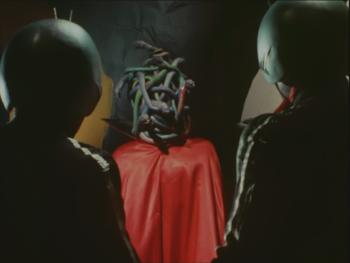 Gel-Shocker Annihilated! The End of the Leader!! | Kamen