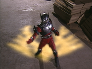 Ryuki's Ground Kick