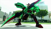 Gaim Suika Arms debut