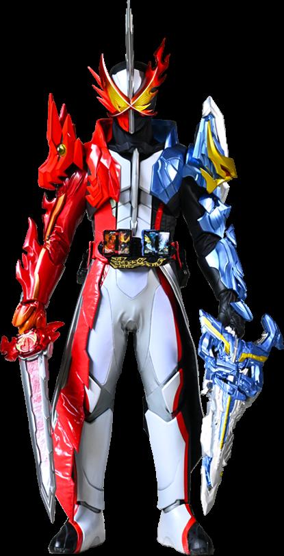 仮面ライダーセイバー ドラゴンアーサー