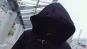 Mysterious Hooded Person