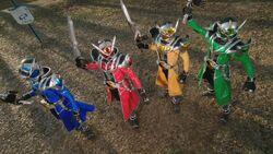 Wizard Sentai Dragonger