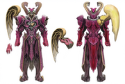 Heart Roidmude Early Design