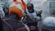 Kamen Rider Blade in Heisei Generations Forever