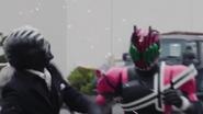 Kamen Rider Decade in Heisei Generations Forever