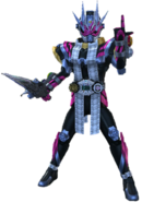 Kamen Rider Zi-O II in City Wars