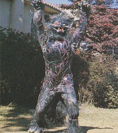 黒ネコ獣人