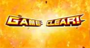 Chou Super Hero Taisen Game Clear