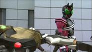 Kamen Rider Decade Episode 3
