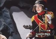 General Black spelling