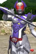 Kamen Rider Kiva-la in Ganbarizing