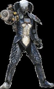 KRDr-Future Type Plain Roidmude (Cobra) with Cannon
