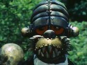 Kikkaijin Mecha-Gorilla (Titan)