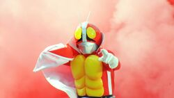 Aka-Rider Kaito