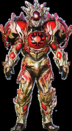 KRGh-Gammaizer Fire