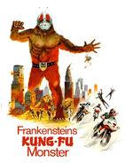 Frankenstein's Kung-Fu Monster
