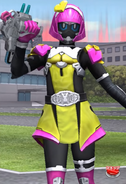 Kamen Rider Poppy in Ganbarizing