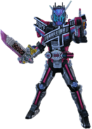 Kamen Rider Zi-O Decade Armor in City Wars