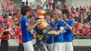 Team Gaim (Soccer World)