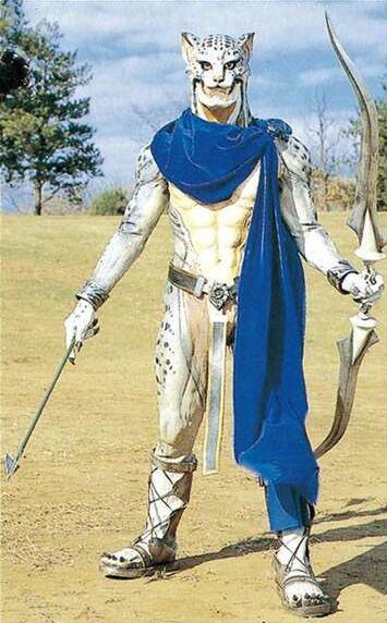 Pantheras Albus