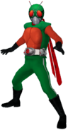 Kamen Rider Skyrider in City Wars