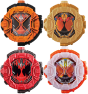 All Ghost Ridewatches
