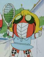 """ZX """"Cute Tennis Player"""""""