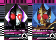 All Blade Rider Cards